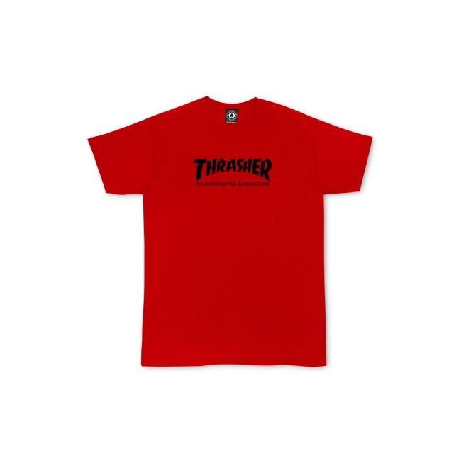 Thrasher Mag. Toddler Sk8 Mag Red Tee