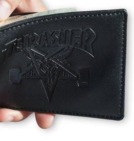 Thrasher Mag. Sk8goat Leather Wallet
