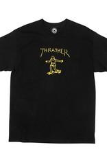 Thrasher Mag. Gonz Thrasher Black Tee