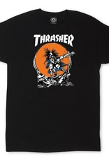 Thrasher Mag. Outlaw Black Tee