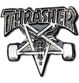 Thrasher Mag. Sk8goat Lapel Pin