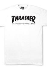Thrasher Mag. Skate Mag White Tee