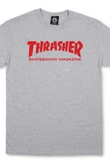Thrasher Mag. Skate Mag Grey/Red Tee