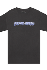 Fucking Awesome Chrome Tee Pigment Dyed Pepper