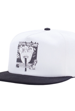 Fucking Awesome Face Reality 5-Panel Cap Black/White