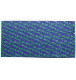 Fucking Awesome Fucking Awesome Towel Dark Lime/Purple