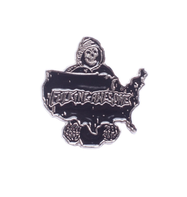 Fucking Awesome Reaper Pin