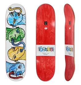 Polar Skate Co. Kissing Heads 8.125""