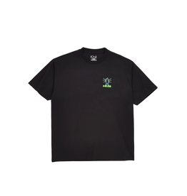 Polar Skate Co. Electric Man Black Tee