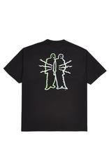 Polar Skate Co. Electric Man Black Tee
