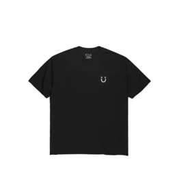Polar Skate Co. Happy Black Tee