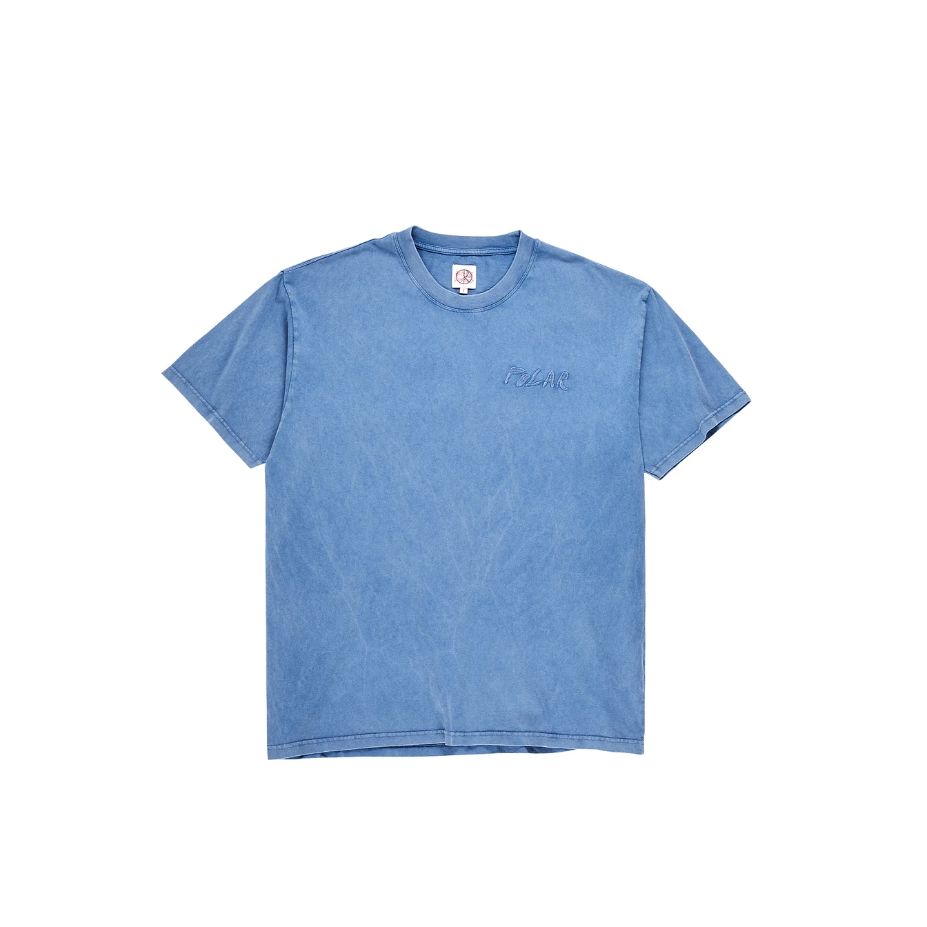 Polar Skate Co. Elvira Logo Blue Tee