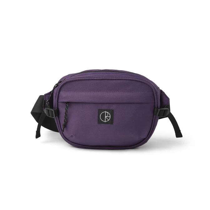 Polar Skate Co. Cordura Hip Bag Purple