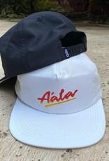 APB Skateshop APB A'alva Nylon Snapback Off White