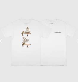 Pass~Port Champers White Tee