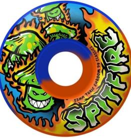 Spitfire Wheels Spitfire Toxic Shroom Swirl 55mm