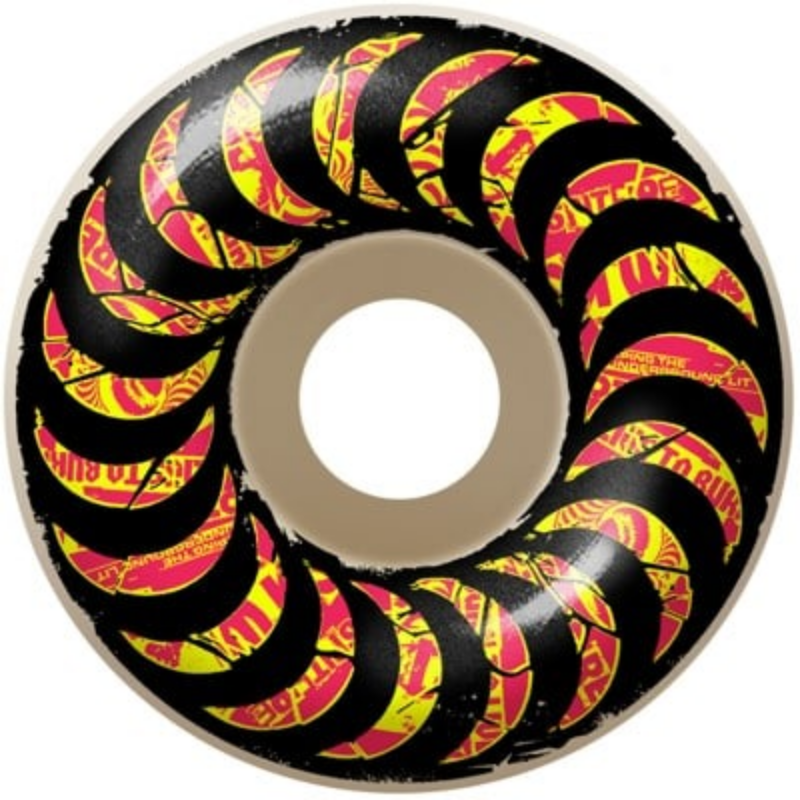 Spitfire Wheels Spitfire F4 99d Ransom Classic Full 56mm