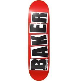 """Baker Skateboards Brand Logo Black 7.88"""""""