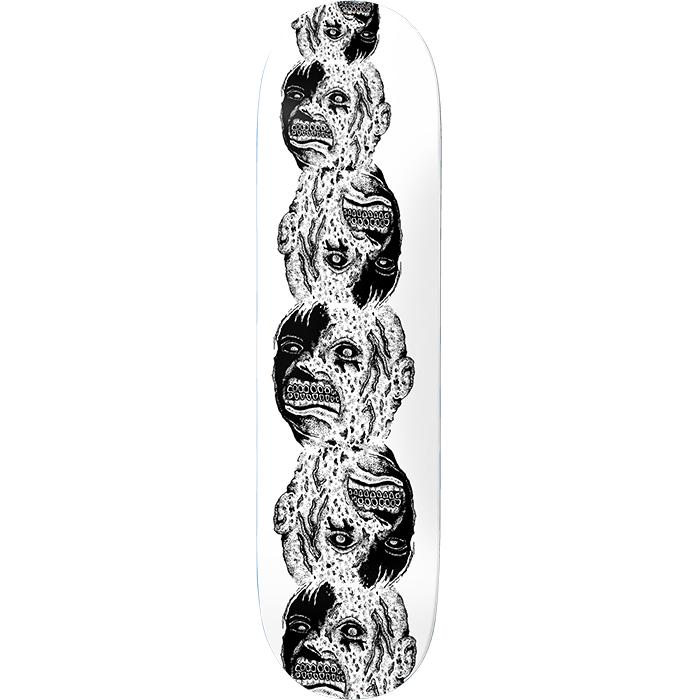 "Baker Skateboards JF Face Fools 8.5"""