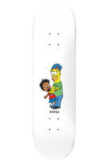 Baker Skateboards AR Why You Little 8.25""
