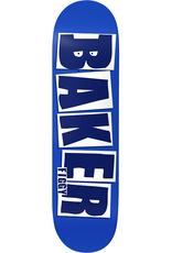 """Baker Skateboards JF Brand Name Blue 8.125"""""""