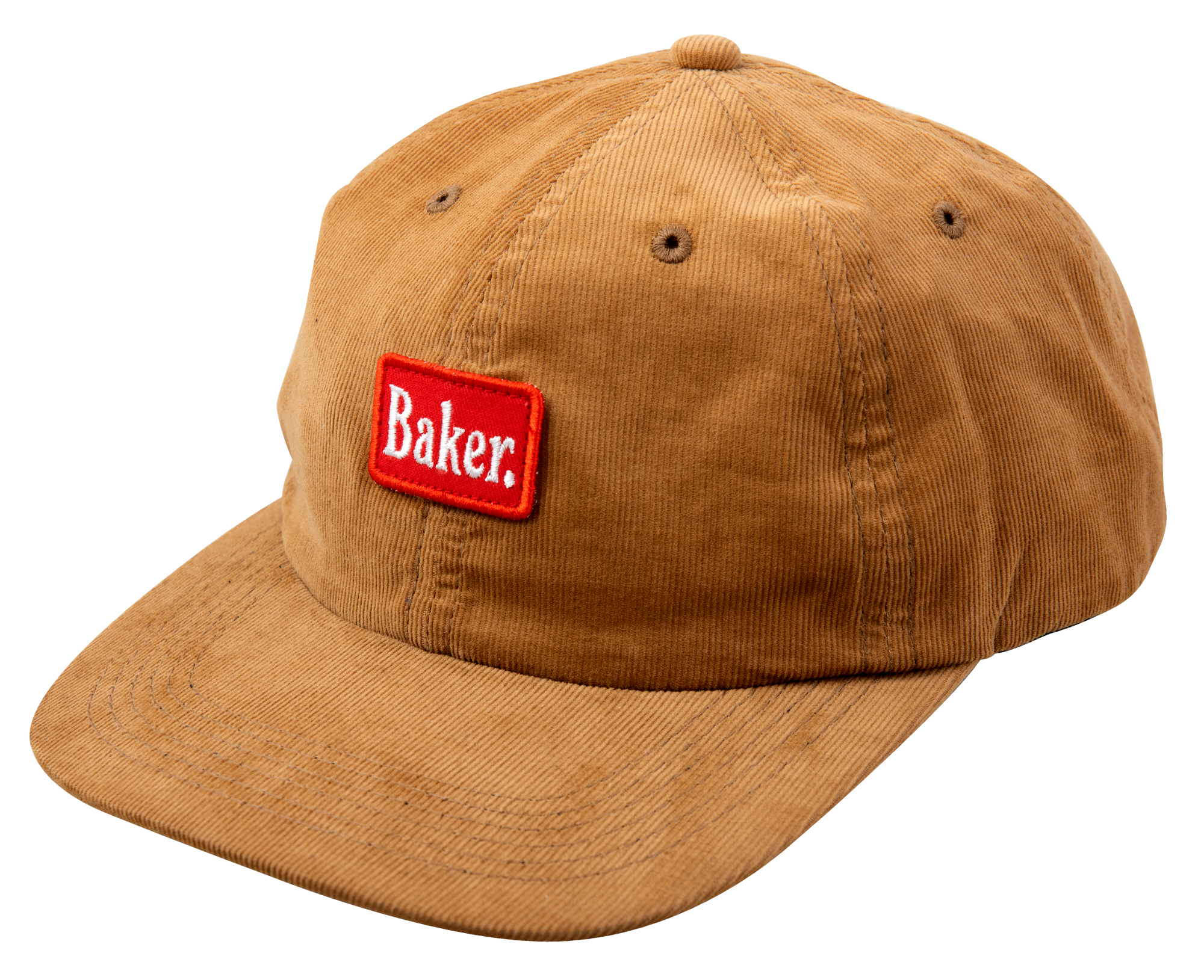 Baker Skateboards Red Label Sponge Snapback