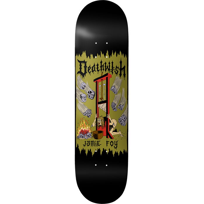 """Deathwish Skateboards JF Death Wichz 8.125"""""""