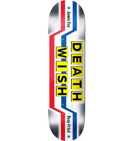 "Deathwish Skateboards JF Good Food Fast 8.5"""