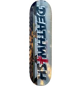 "Deathwish Skateboards Bombing Trains 8.475"""