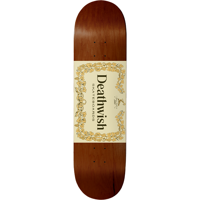 Deathwish Skateboards 40 Proof 8.38""