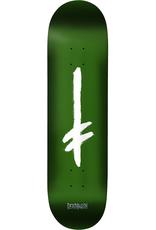 "Deathwish Skateboards Credo Forest Green Foil 7.75"""