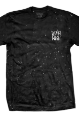 Deathwish Skateboards Deathstack Black Speckle Tee