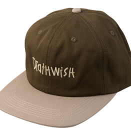 Deathwish Skateboards Spaz Olive Snapback