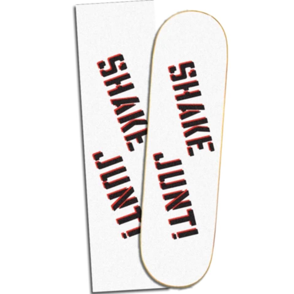 Shake Junt SJ White/Black Grip