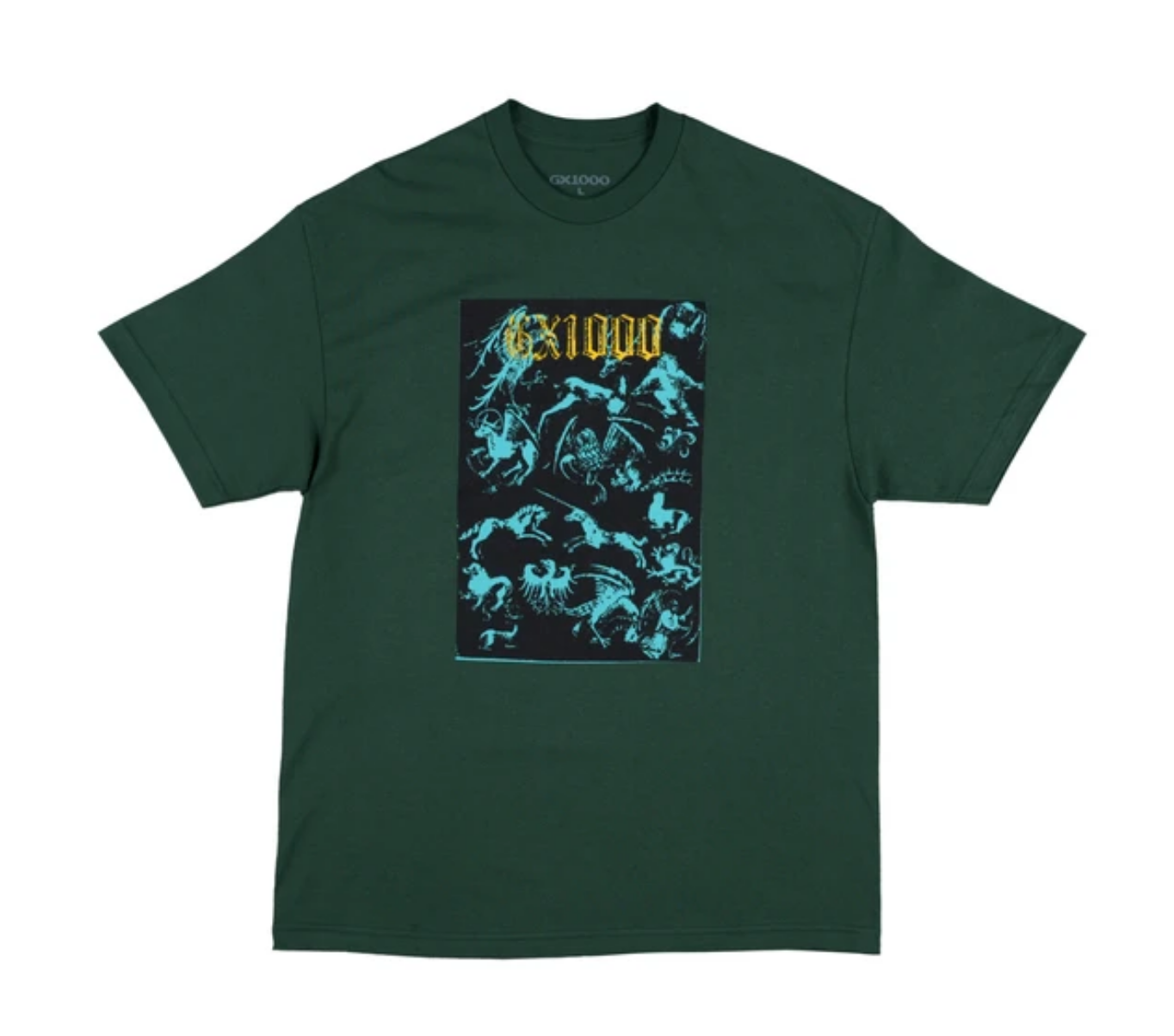 GX1000 Forced Entry Forest Tee
