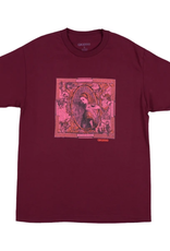 GX1000 Looking Through the Glass Burgundy Tee
