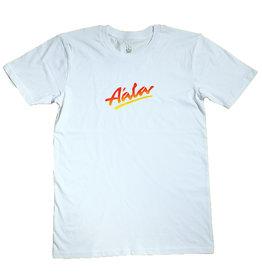 APB Skateshop APB A'alva Tee White