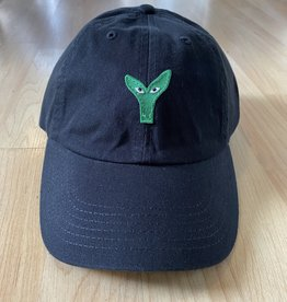 Stingwater Aapi Green Plant Embroidered Patch Hat