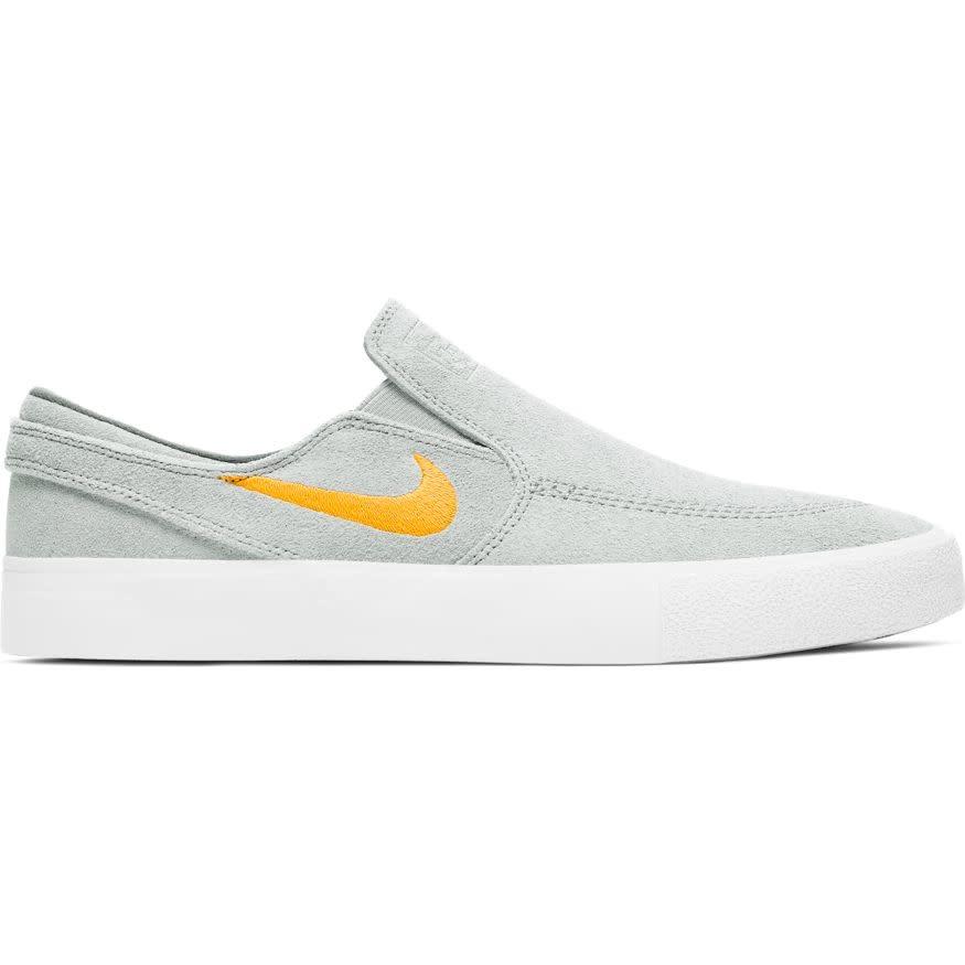 Nike USA, Inc. Nike SB Zoom Janoski Slip RM White/Gold