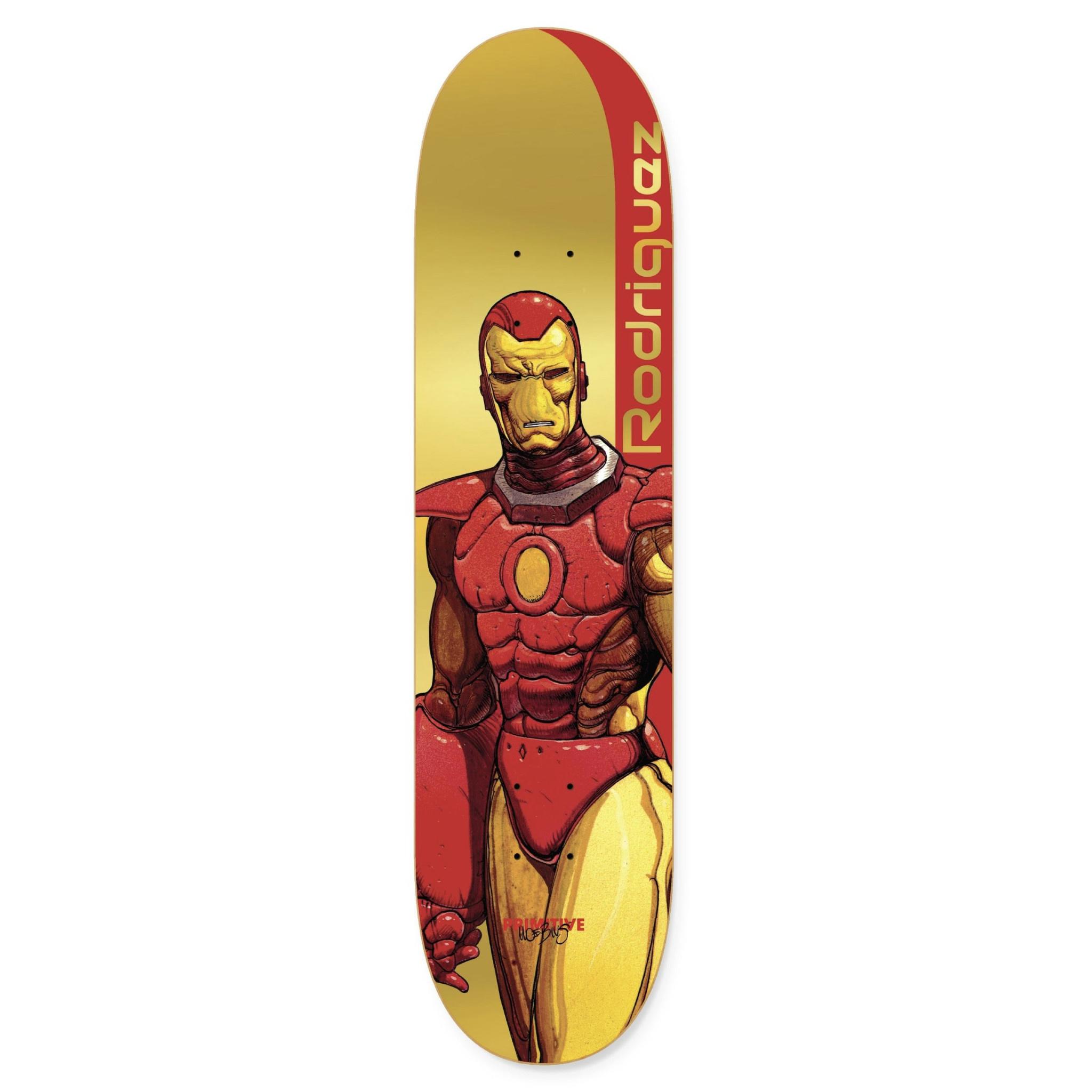 "Primitive Rodriguez Iron Man 8.125"""
