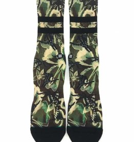 Stance Socks Bone Shaka Sock