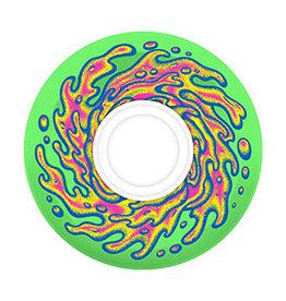 Slimeballs Slime Balls OG Slime Trans Green 66mm 78a