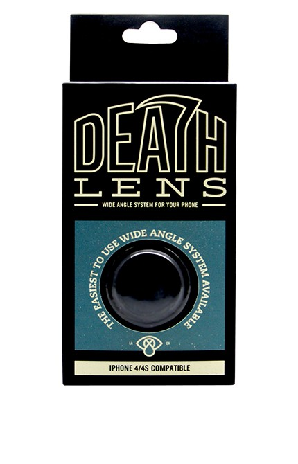 Death Lens IPhone Death Lens Wide Angle