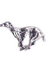 Hockey Greyhound Pin