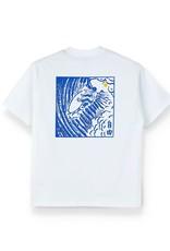 Polar Skate Co. Shin Tee White