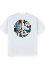 Polar Skate Co. Memory Palace Fill Logo White