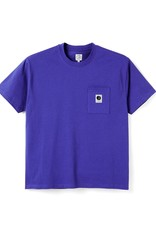 Polar Skate Co. Polar Pocket Tee Blueish Purple