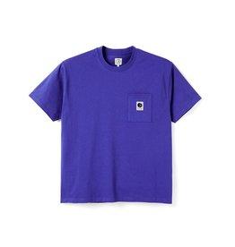 Polar Skate Co. Polar Pocket Tee Blueish Purple