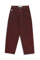 Polar Skate Co. Big Boy Jeans Red Black