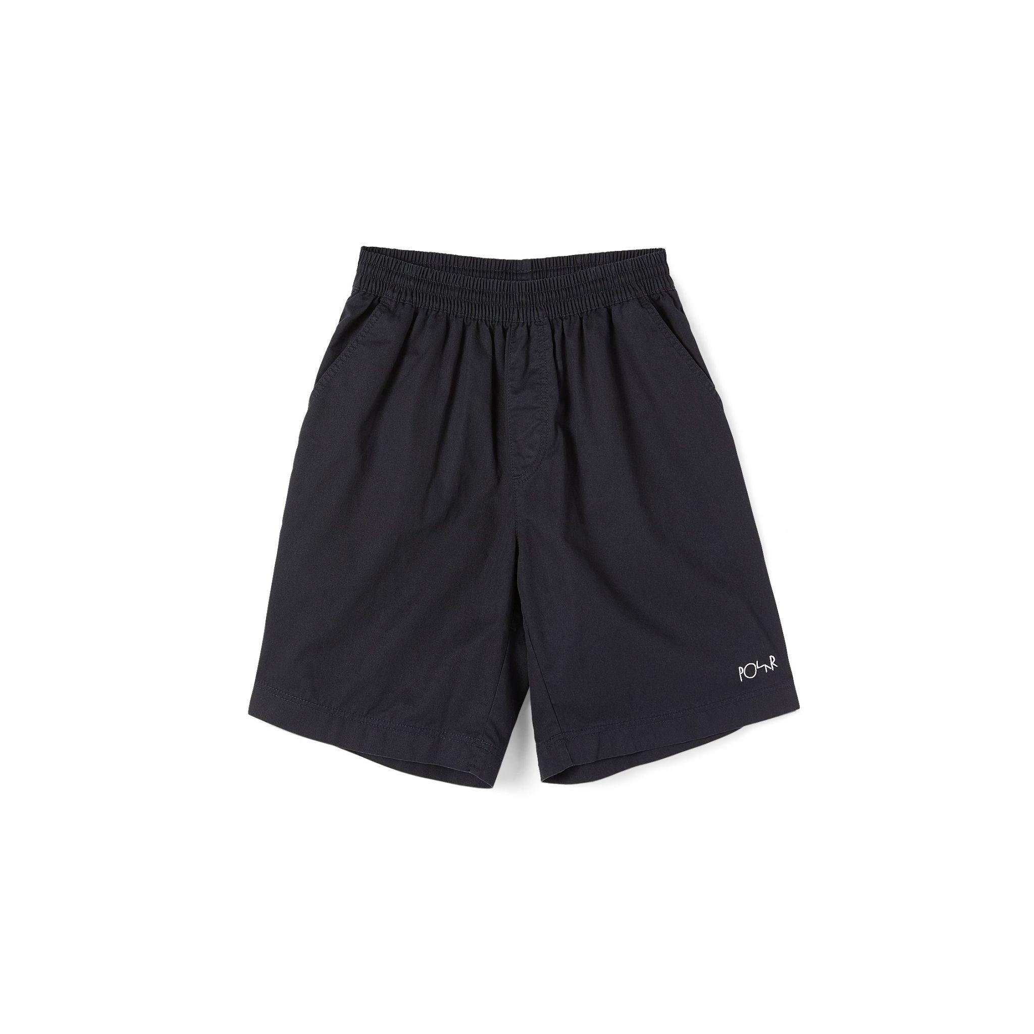 Polar Skate Co. Surf Shorts 2.0 Black
